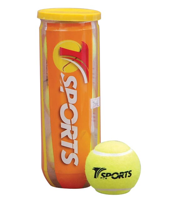 TENNIS BALL FOR CHILDREN PLAYING