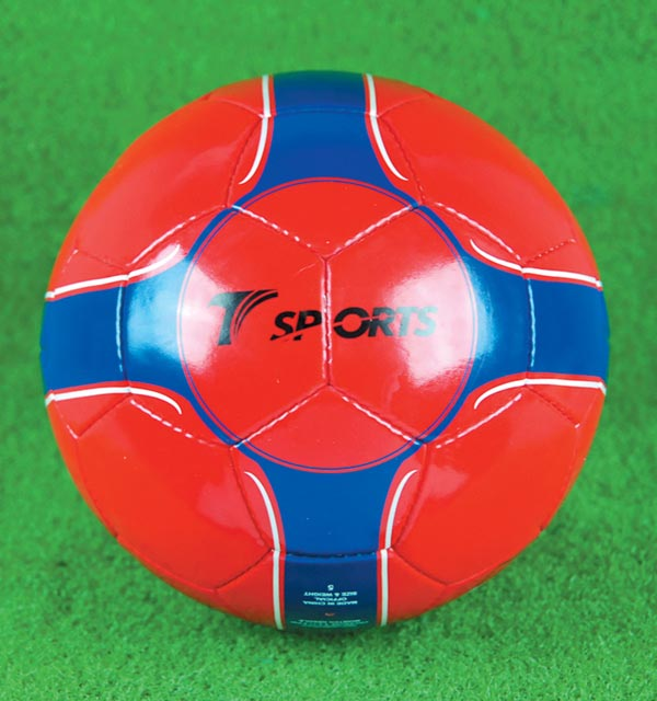 PVC LEATHER SOCCERBALL
