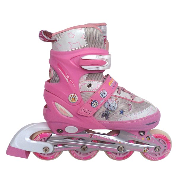 JUNIOR ADJUSTABLE INLINE SKATE
